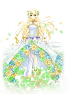 Cardea, Guardian Fairy of Children.