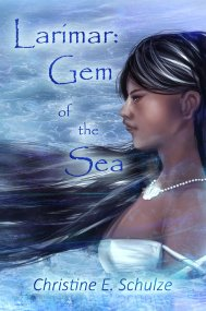 Christine E. Schulze_Larimar - Gem of the Sea_artist-Tiffany Tutti